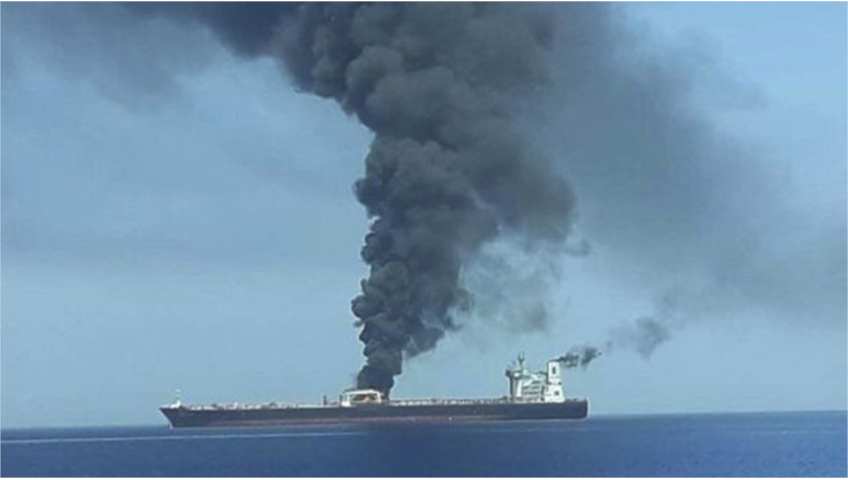 Iran's envoy to Denmark: who gains from attacks on oil tankers when Japan PM in Iran?